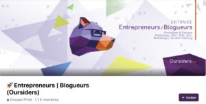groupe facebook seo