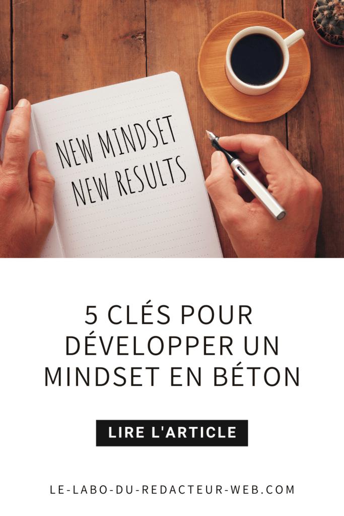 5 cles pour developper un mindset en beton